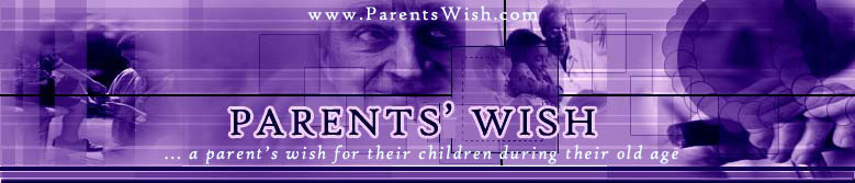 PARENT'S WISH (http://parentswish.com)